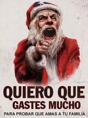 Consumismo en Navidad