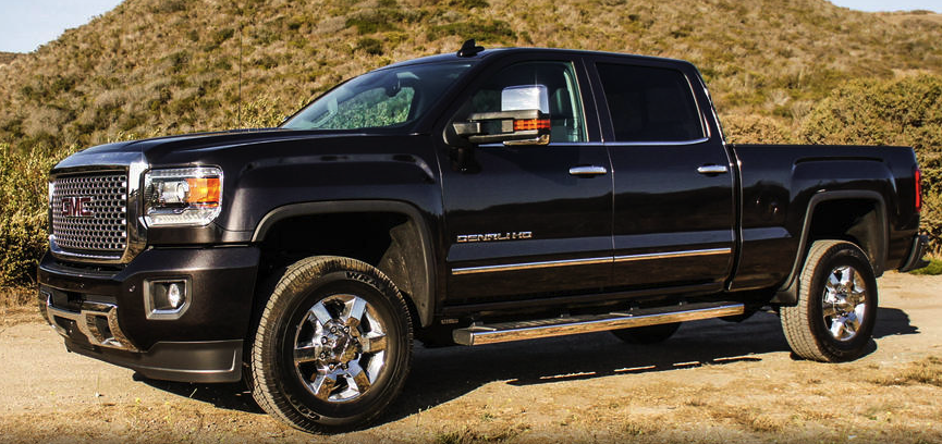 2018 gmc sierra 2500 denali hd review cars auto express new and used car reviews news advice. Black Bedroom Furniture Sets. Home Design Ideas