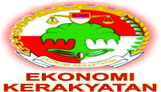 Konsep Ekonomi Kerakyatan (The concept of Community Economics)