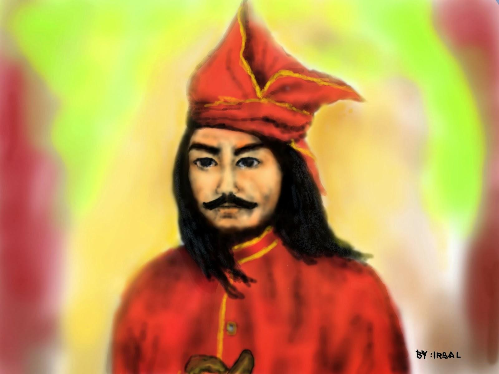 Gambar Sultan Hasanuddin Dan Keterangannya