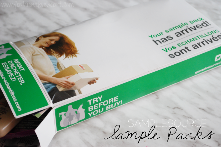 samplesource canada us samples pack mail