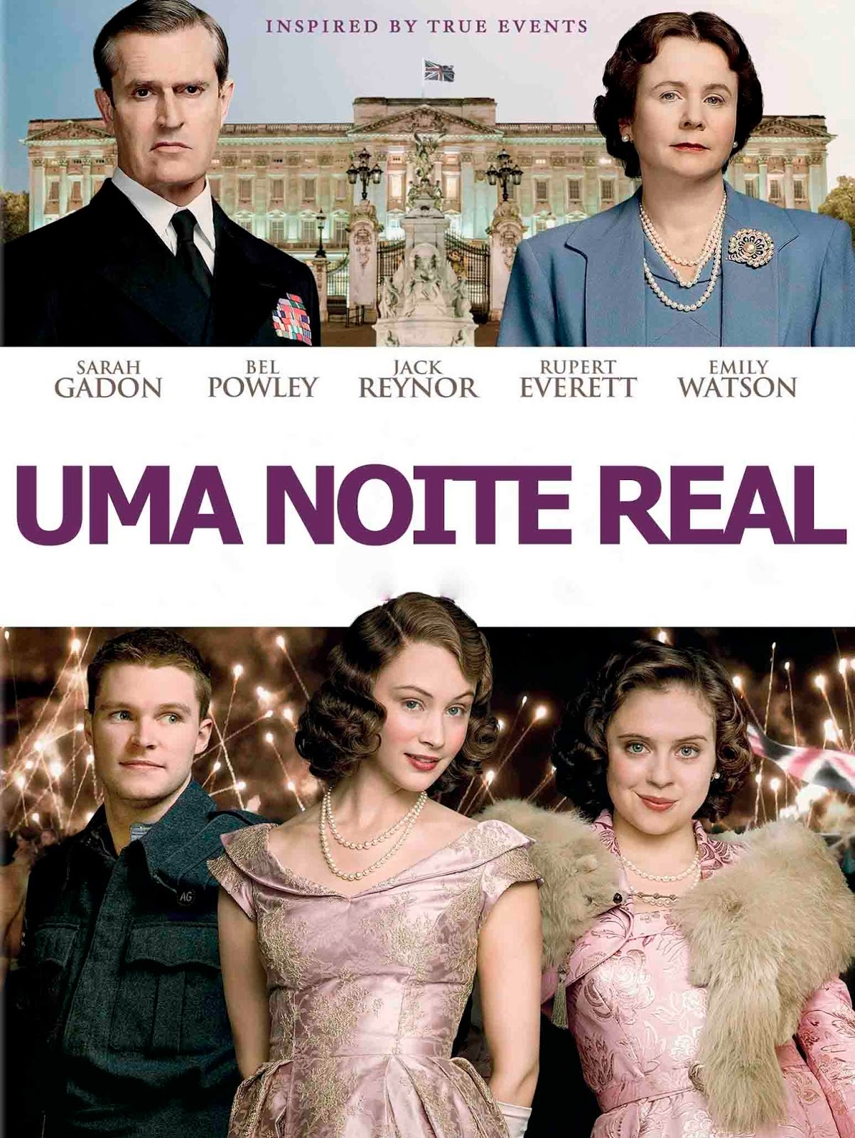 Uma Noite Real Torrent – BluRay 720p e 1080p Dublado (2016)