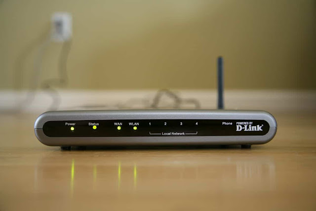 Broadband Home Router