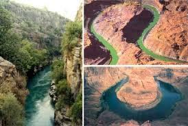 Türkiye'de Yeryüzü Şekilleri