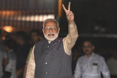 PM Narendra Modi to take Oath of Office on 30th May