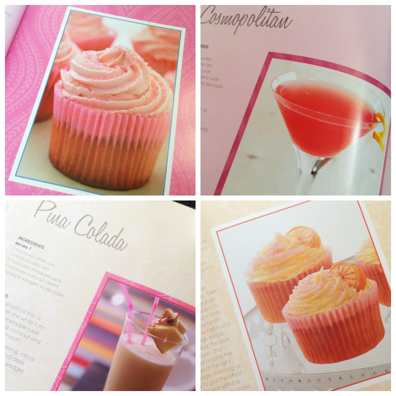 Cupcakes & Cocktails [Book Review]