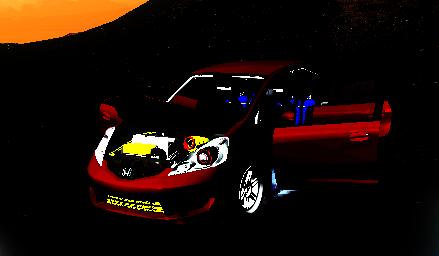 8100 Koleksi Gambar Mobil Honda Jazz Drag HD