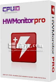 HWMonitor Pro 1.32 Download