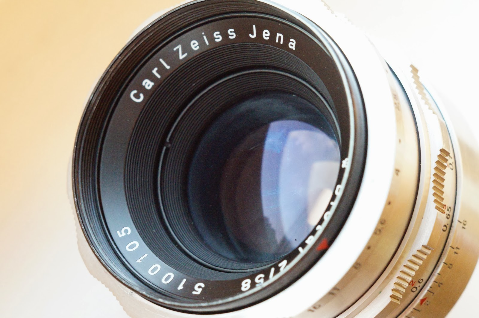 Carl Zeiss Jena Biotar 58mm f/2 M42 sample