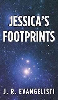 Jessica's Footprints kindle book promotion J.R.Evangelisti