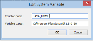 Adding Variable name and Variable value