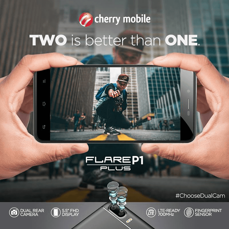 Cherry Mobile Flare P1 Plus