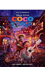 Coco (2017) 3D SBS Latino AC3 5.1 / ingles DTS 5.1