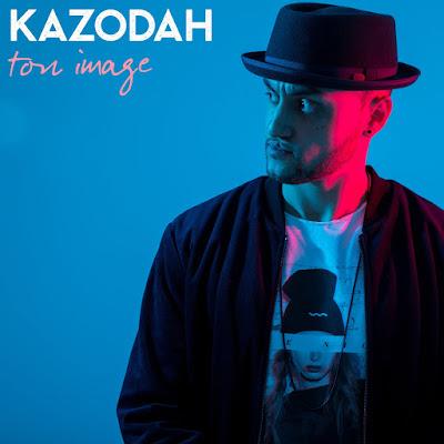 """un peu plus pop urbain, le nouveau single """"Ton image"""" signé Kazodah est un virage pour le lyonnais"""