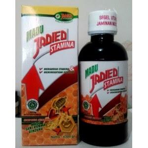 jual Jadied Stamina Madu untuk menambah stamina dan vitalitas