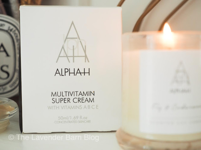 AlphaH Multivitamin Super Cream