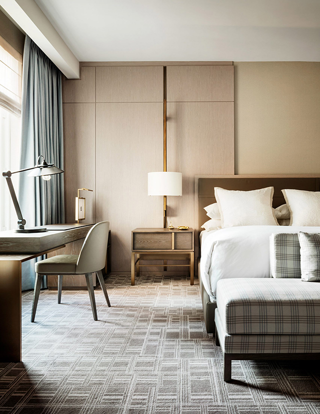 T d c friday finds for Luxury hotel bedroom interior design