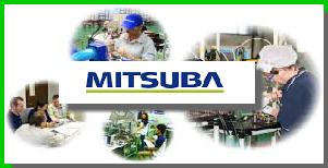 Lowongan Kerja Operator Produksi PT Mitsuba Indonesia Plant Tangerang