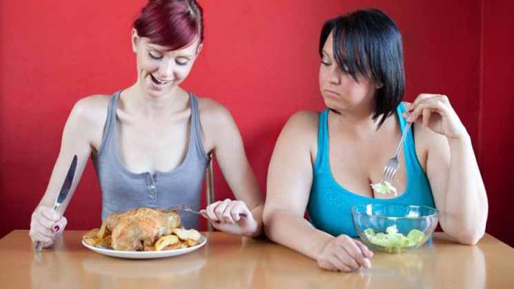 Doyan Makan Tapi Badan Tetap Kurus, Apa yang Salah?