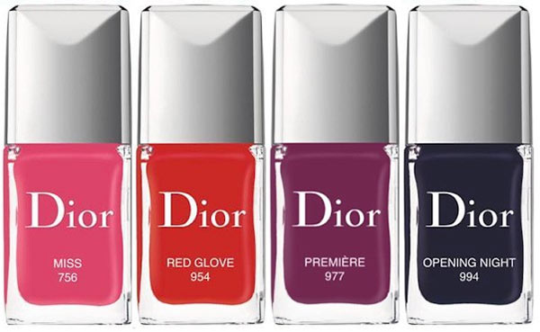 Dior Rouge Dior Fall 2016 Makeup Collection - Dior Le Vernis Nail Polish
