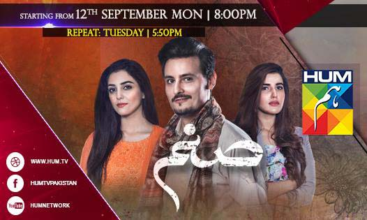 Sanam Episode 1 Full HD HUM TV Drama 12 Sep 2016