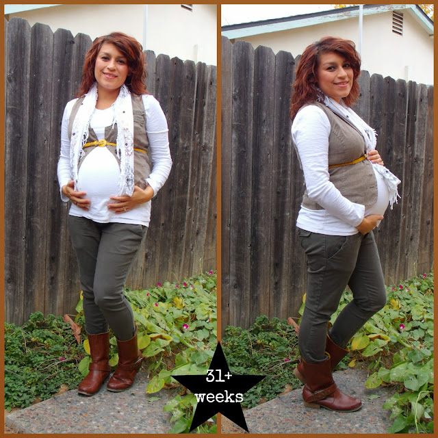Maternity looks, Maternity clothes, Maternity outfits, Thrifted maternity, Dressing your bump, Inexpensive maternity, 31 weeks
