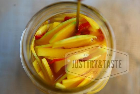 Resep Manisan Mangga dengan Lemon Cui