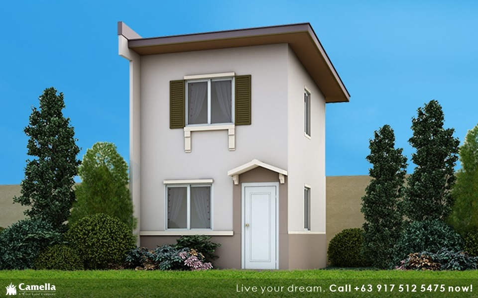 Danielle - Camella Dasmarinas Island Park| Camella Prime House for Sale in Dasmarinas Cavite