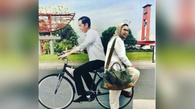 Tak Bisa Dipungkiri, Kasus Ratna Sarumpaet Untungkan Jokowi