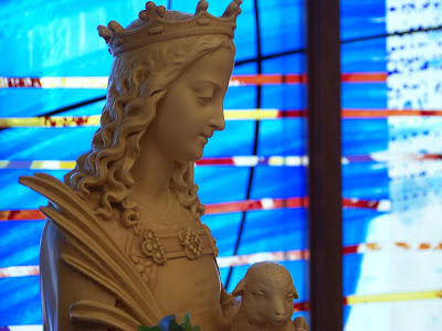 St. Agnes Feastday ~ January 21 Reflection