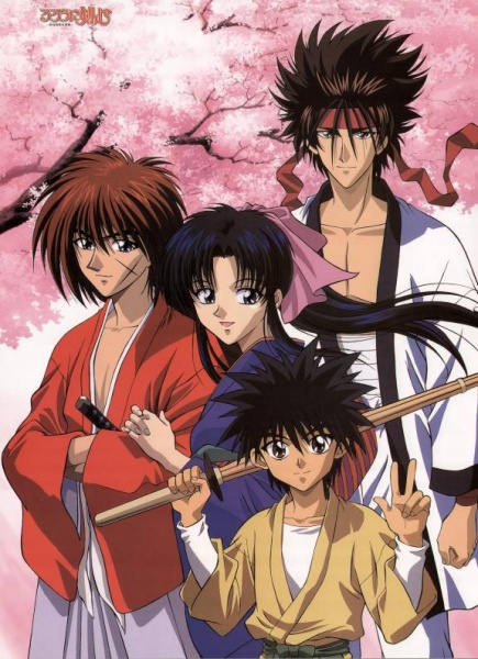 Rurouni Kenshin / Samurai X (+OVA)