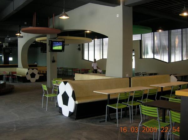 Futsal Field Design