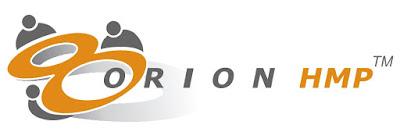 Logo giải pháp hội nghị truyền hình ORION HMP