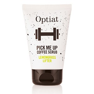 "OPTIAT ""PICK ME UP"" LEMONGRASS LIFTER COFFEE SCRUB"