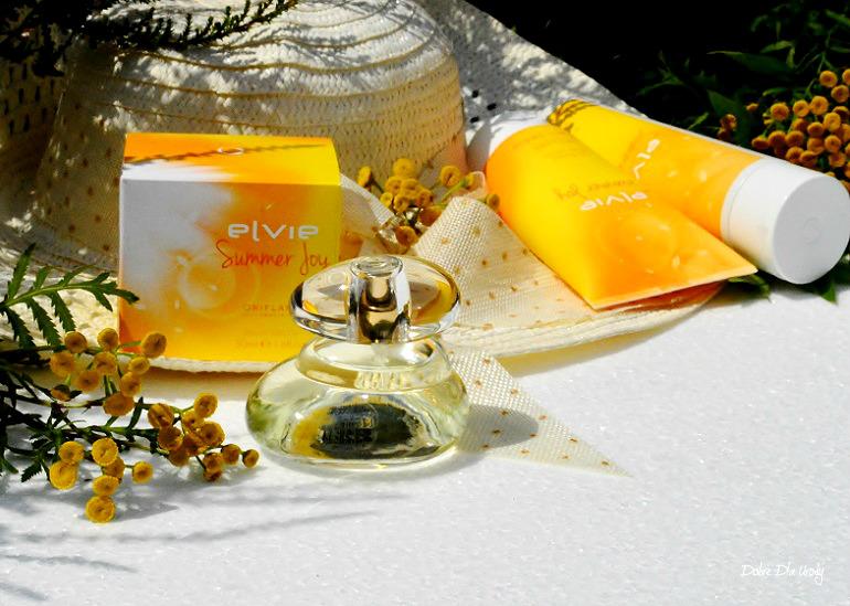 98b43a5f690f1 Oriflame Elvie Summer Joy Woda toaletowa recenzja - letni zapach