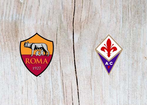 Roma vs Fiorentina Full Match & Highlights 3 April 2019