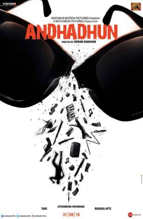 Andhadhun 2018 Full Movie Download in 720p HD
