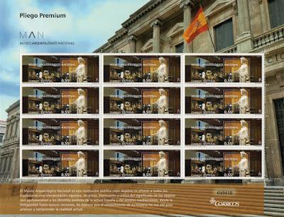 Pliego Premium del Museo Arqueológico Nacional