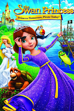 La princesa cisne: Aventura pirata