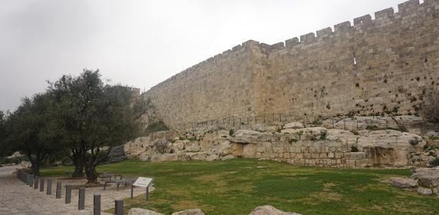 החוות שמקיפות את ירושלים