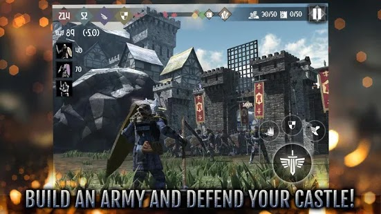 Heroes and Castles 2 Apk + Data for android