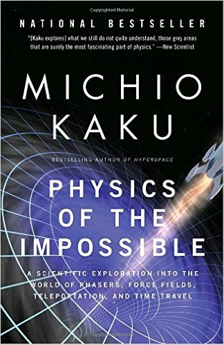 Physics of the Impossible front cover