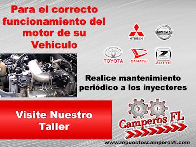 Mantenimiento Toyota Bogota