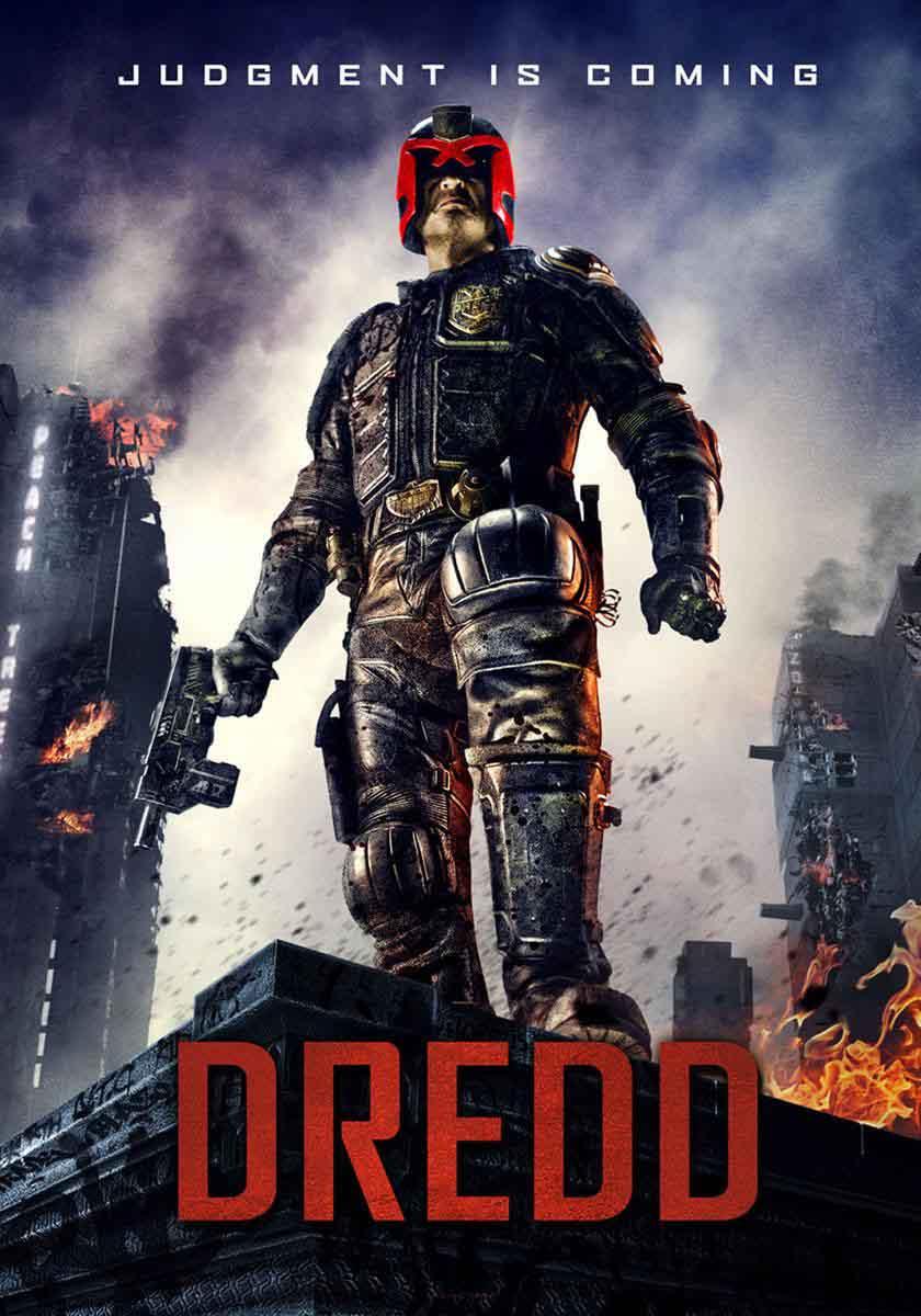 Dredd 3D Torrent – Blu-ray Rip 1080p Dual Áudio (2012)