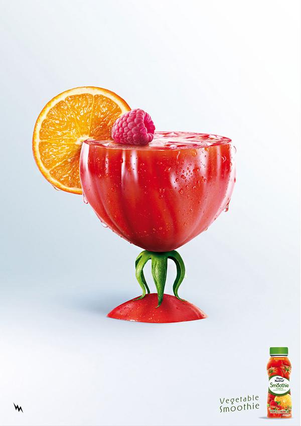 cartel de Tomate