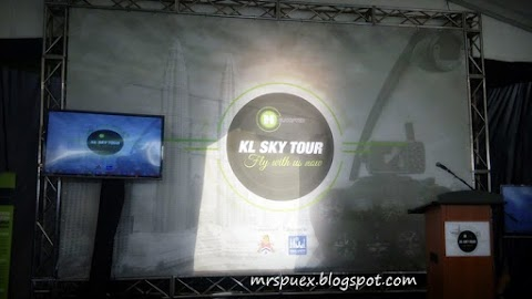 Jom Ronda KL Dengan KL Sky Tour !