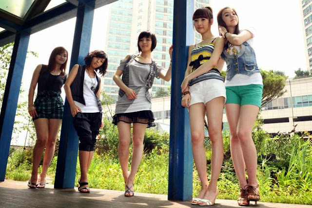 Wonder Girls photo