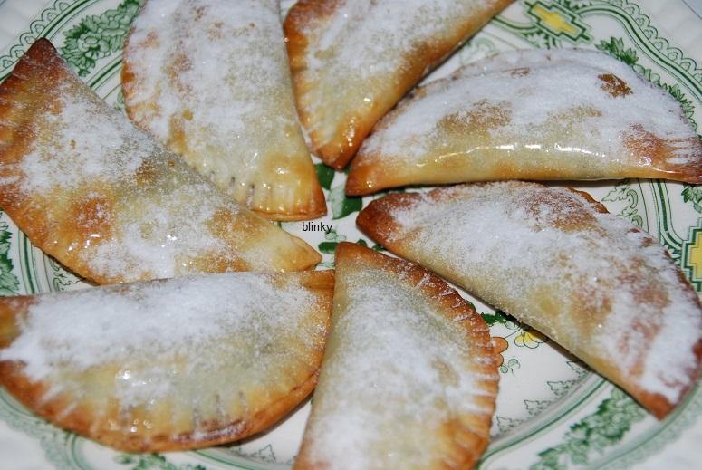Las recetas de blinky empanadillas de chocolate al almibar - Como se hace el almibar ...