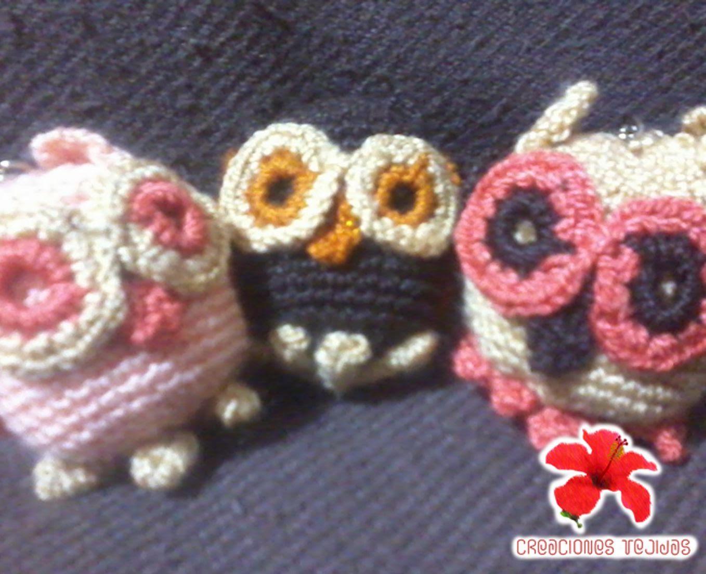 #T10 Tutorial Paso a Paso - Buho Amigurumi a Crochet + Vídeo