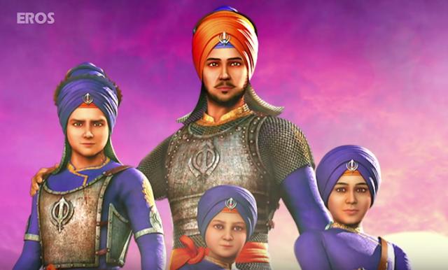 Chaar Sahibzaade 2 Rise of Banda Singh Bahadur wallpaper hd donload